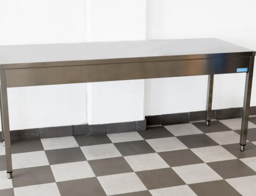 Tavoli INOX