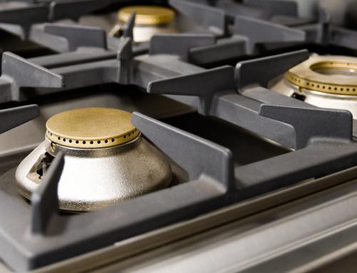Cucina monoblocco 6 fuochi modello CM6GC