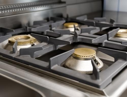 Cucina monoblocco 4 fuochi modello CM41C