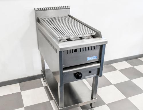 Griglia professionale a gas modello GR90-1C